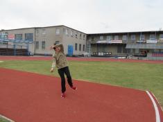 Atletika - přebor šternberských škol