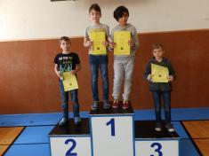 Atletické závody 1. stupeň