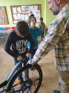 Školní kolo dopravní soutěže