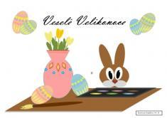 Velikonoční soutěž na PC