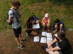 Škola v přírodě 5. ročníků 3. - 7. 6. 2019