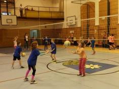 Školská minivolejbalová liga