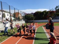 Atletické závody 1. stupně