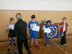 Vánoční školní turnaj